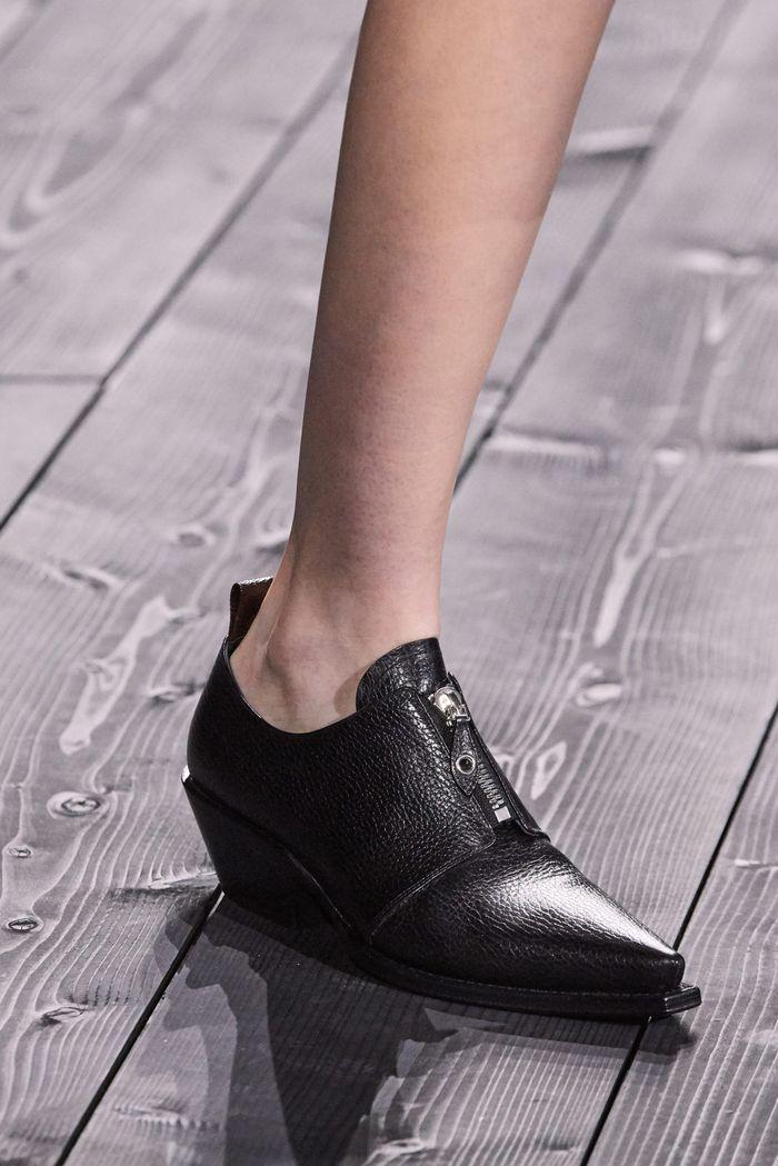 Модная женская обувь сезона осень-зима 2020-2021 из коллекции Louis Vuitton