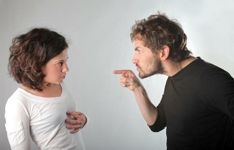 Ревность и подозрительность