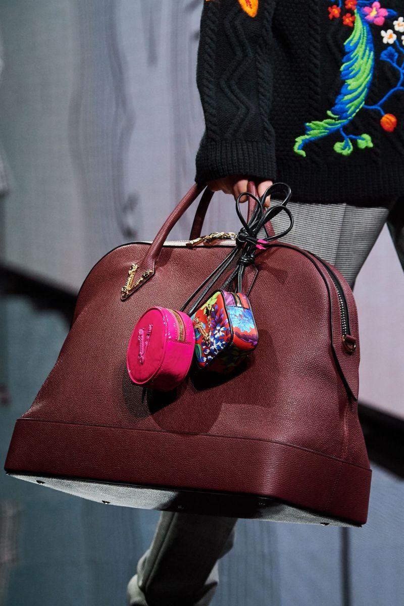 Модные сумки осень-зима 2020-2021 из коллекции Versace