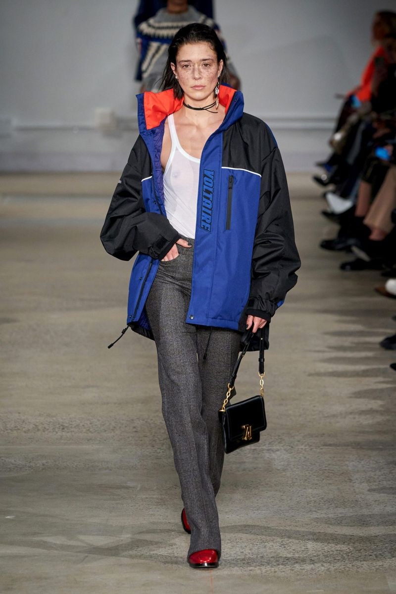 Модная спортивная куртка осень-зима 2020-2021 из коллекции Zadig & Voltaire