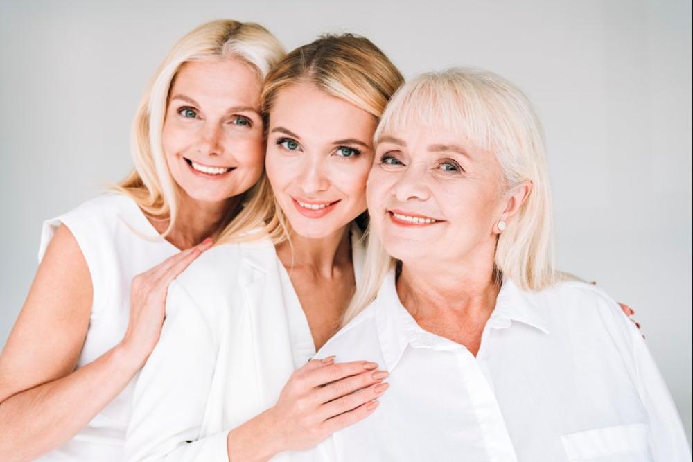Программа антивозрастного ухода для женщин 50+ и 60+