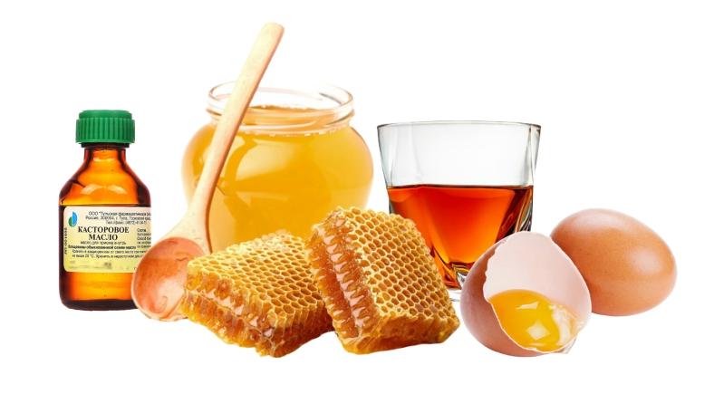Касторовая маска для роста волос с маслами в домашних условиях: рецепт