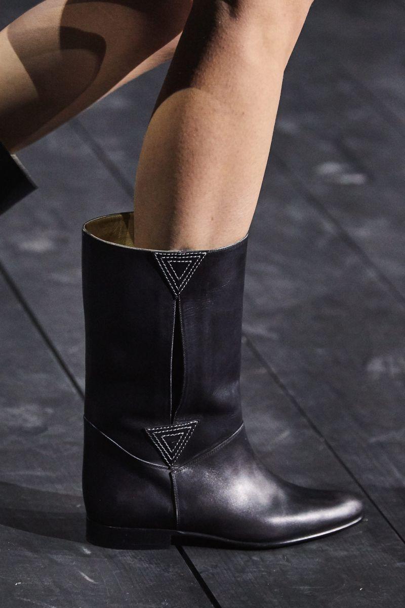 Модные сапоги осень-зима 2020-2021 из коллекции Louis_Vuitton