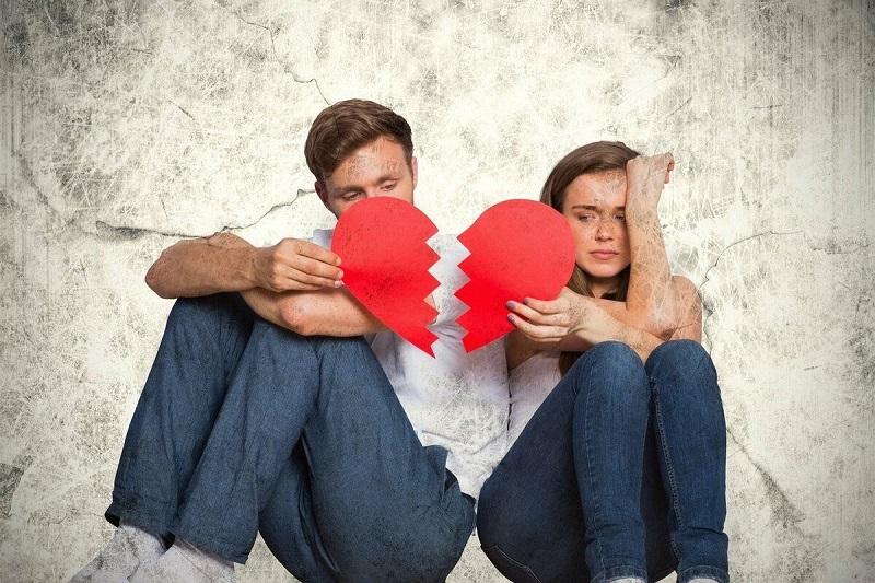 Разрушенные отношения