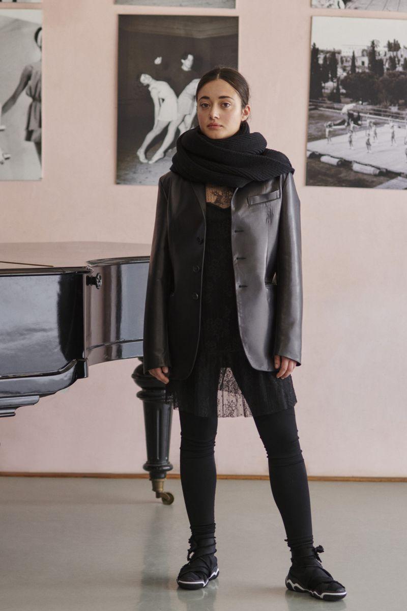 Модный пиджак из коллекции осень-зима 2020-2021 Red Valentino