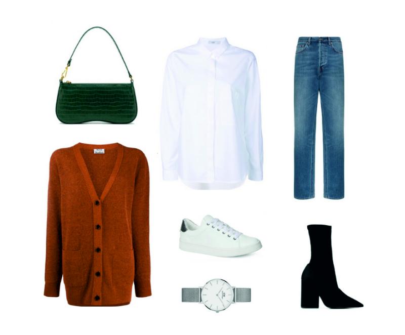 Сочетание с одеждой 1