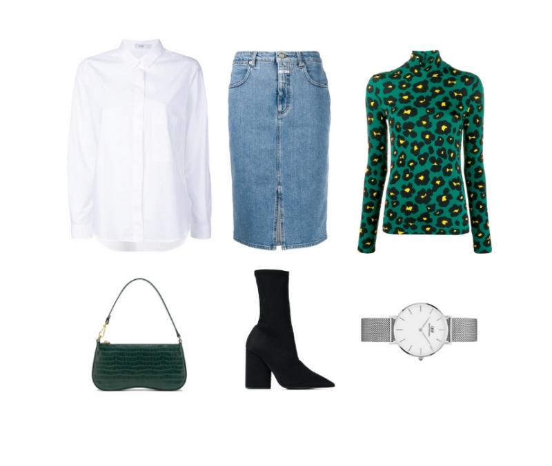 Сочетание с одеждой 3