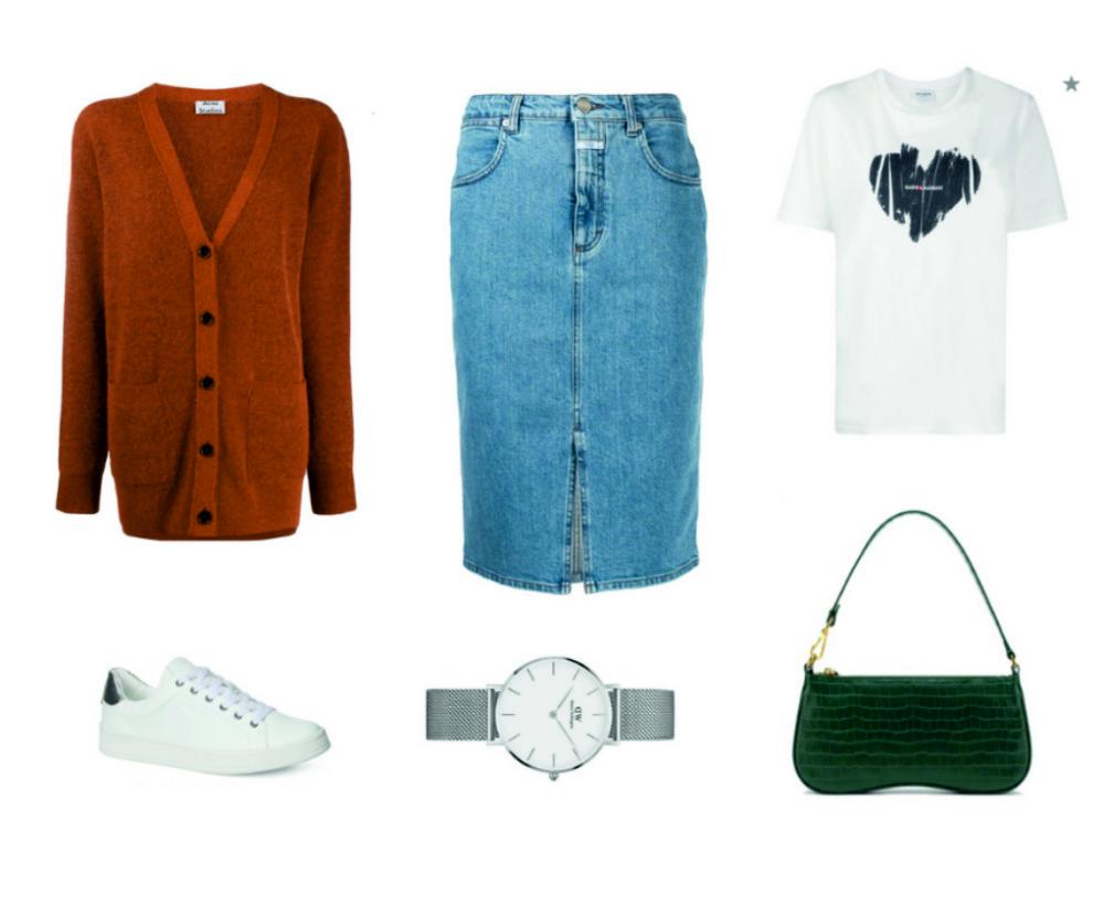 Сочетание с одеждой 4
