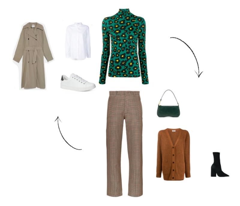 Сочетание с одеждой 5