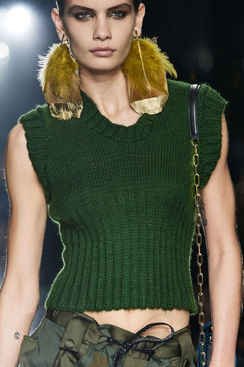 Модный жилет из коллекции осень-зима 2020-2021 Tom Ford