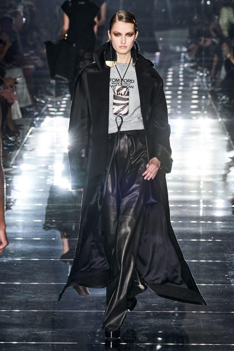 Модные брюки из коллекции осень-зима 2020-2021 Tom Ford