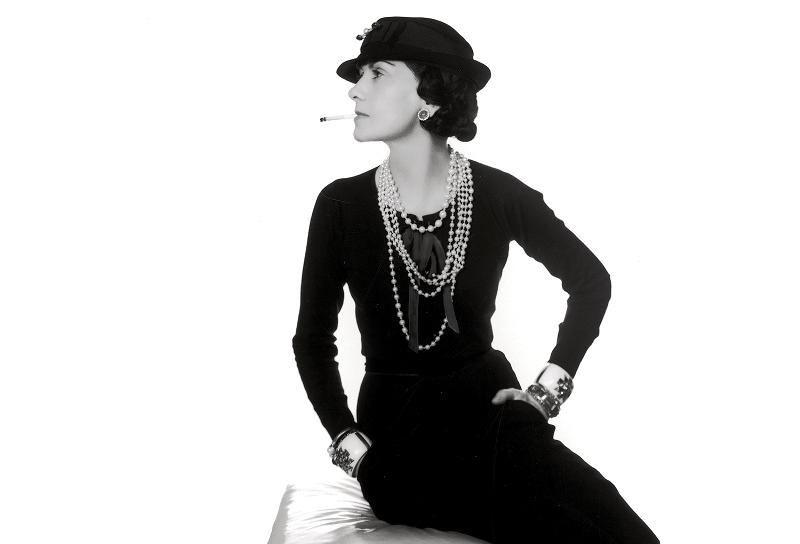 Женская мода в начале 20 века - Коко Шанель