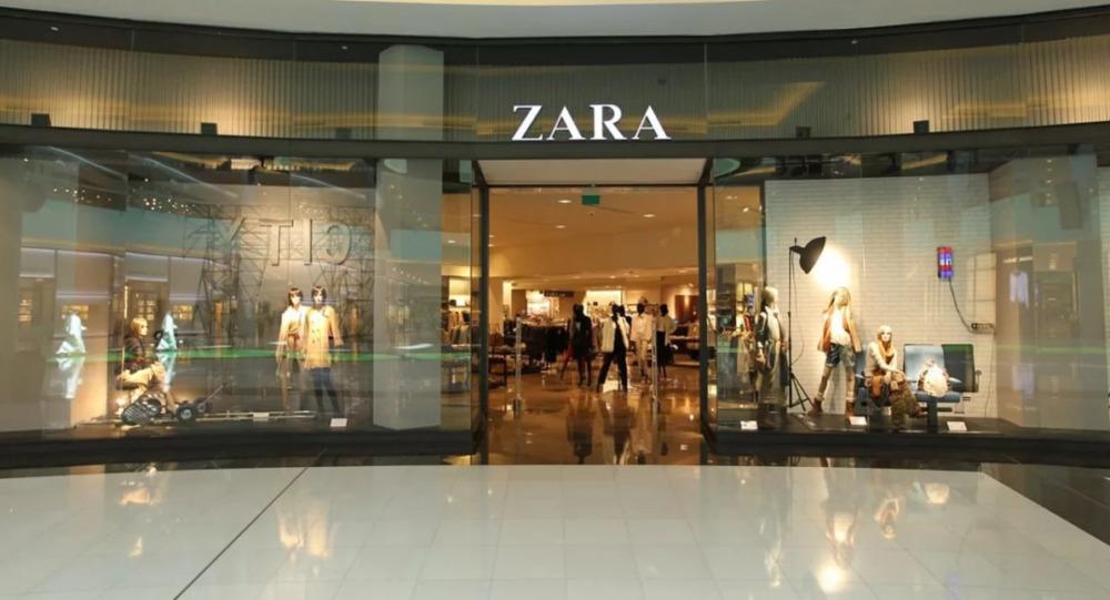 Филиалы Zara и Bershka закрываются по всему миру