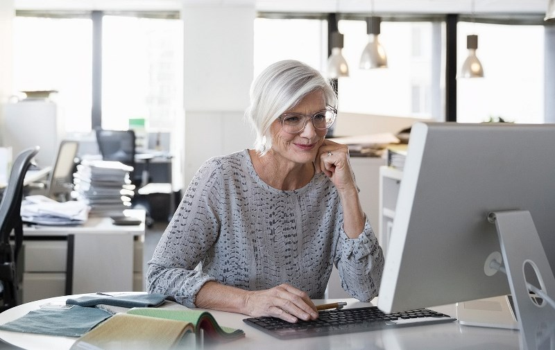 Женщина 70 лет