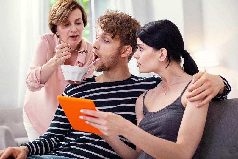 Конфликт из-за мужа