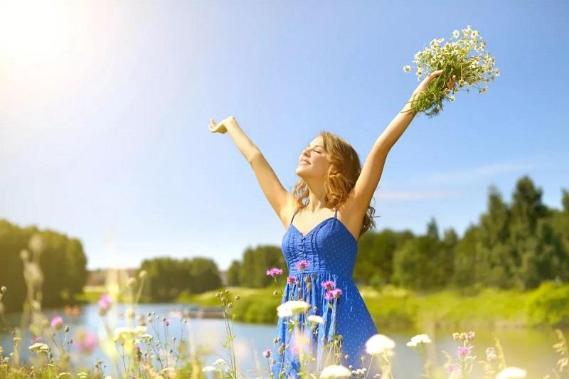 Учимся радоваться жизни