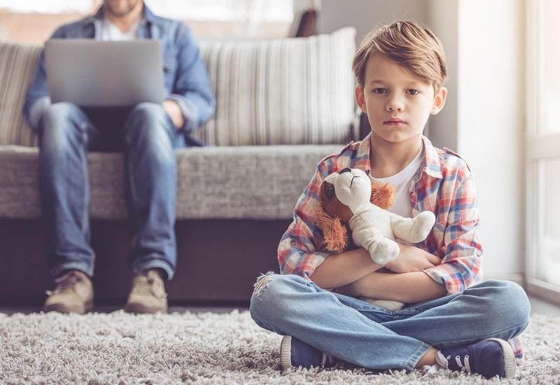 Равнодушие к ребенку