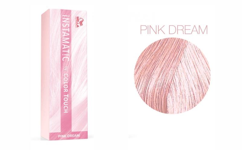 Палитра розовых оттенков с названиями