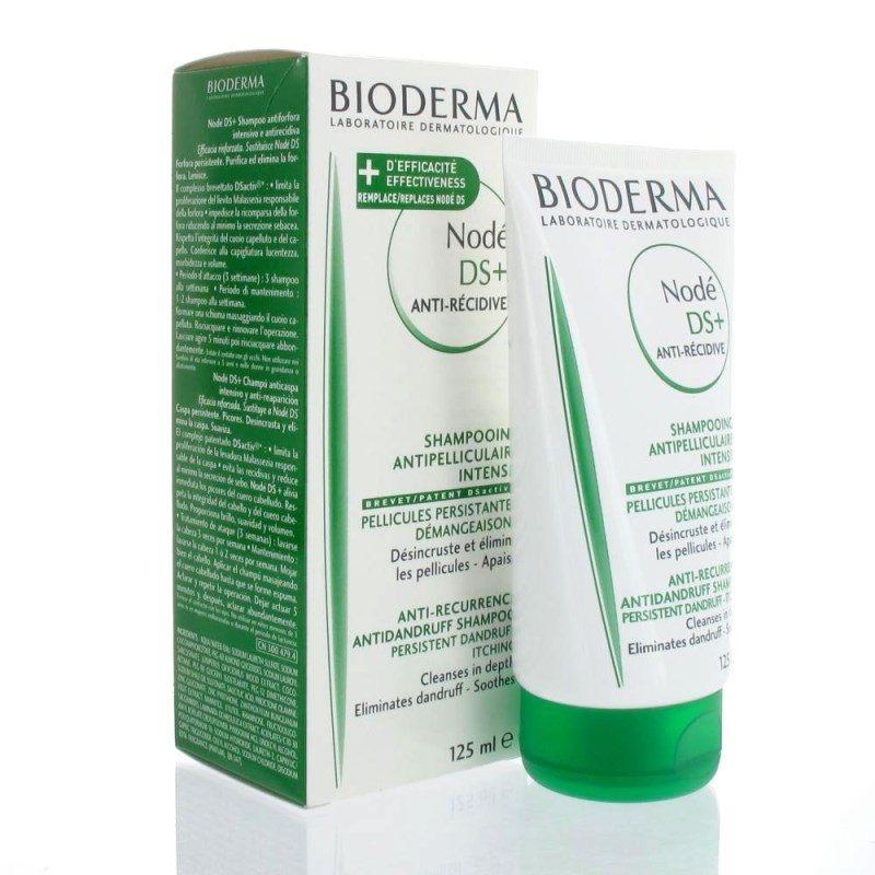Рейтинг шампуней. 2 место - Bioderma Node DS+ Anti-Residive