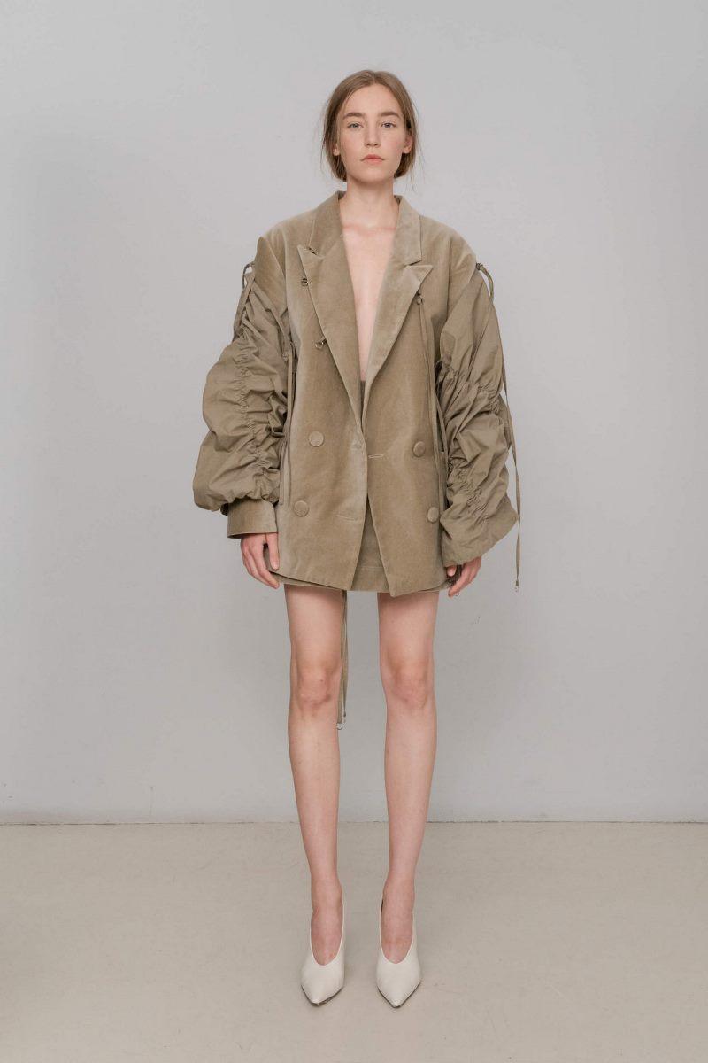 Модный тренд в одежде 2021. Фото из коллекции Inshade