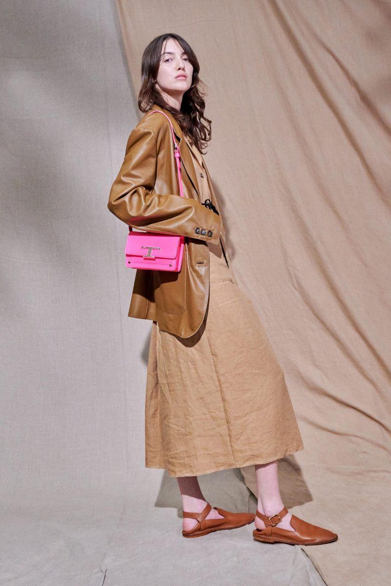 Модные тренды 2021 в обуви. Фото из коллекции Tod's