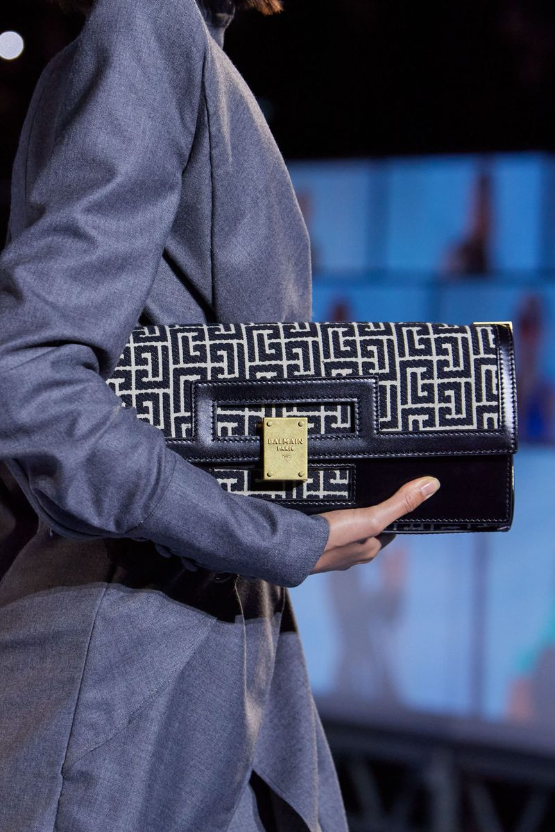 Модная сумка 2021 из коллекции Balmain