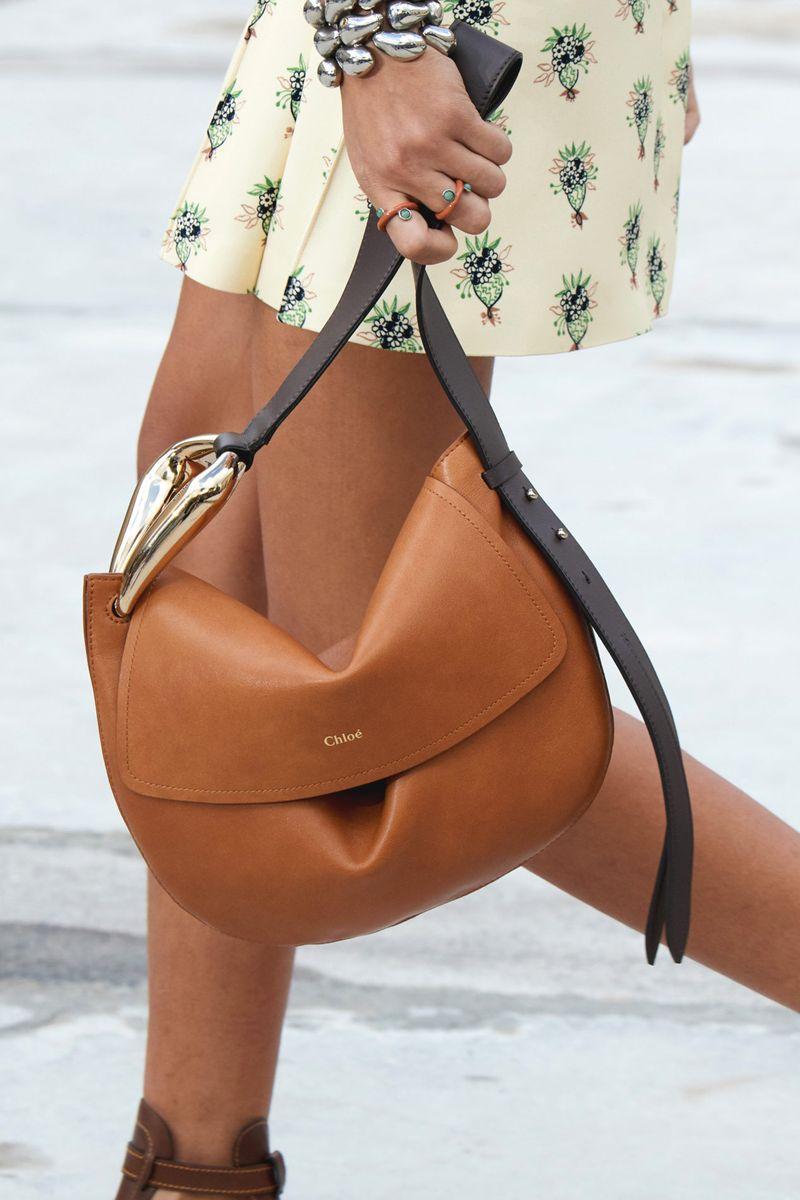 Модные сумки 2021 из коллекции Chloé