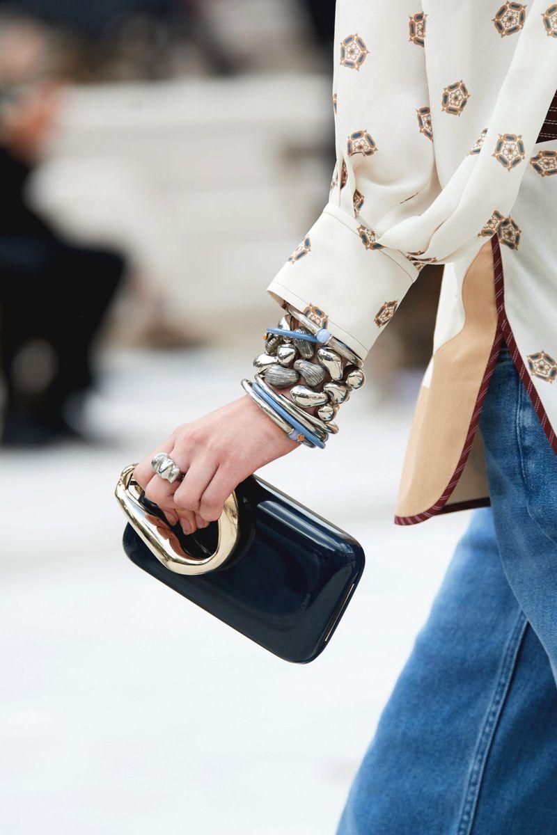 Модная сумка 2021 из коллекции Chloé