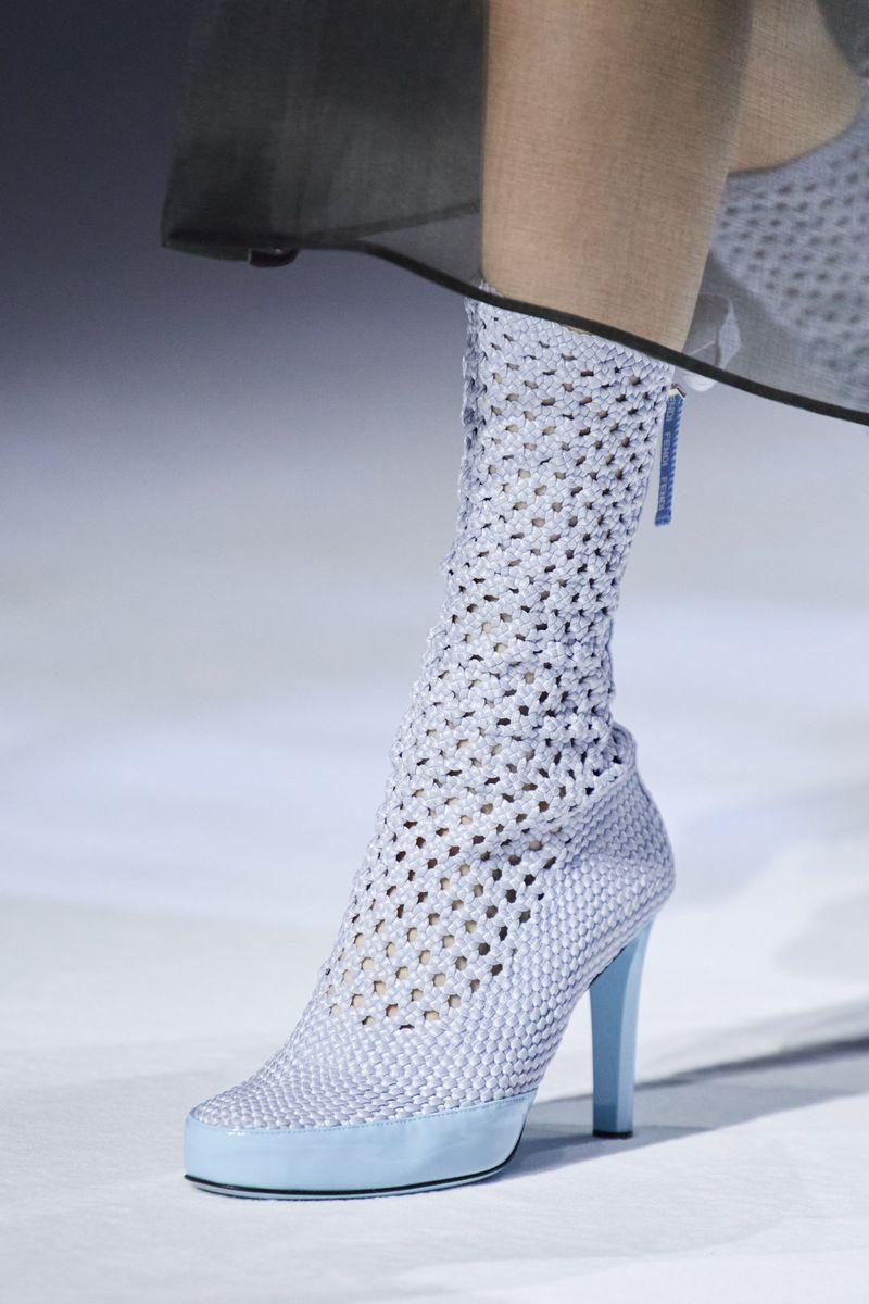 Модная обувь 2021 из коллекции весна-лето Fendi