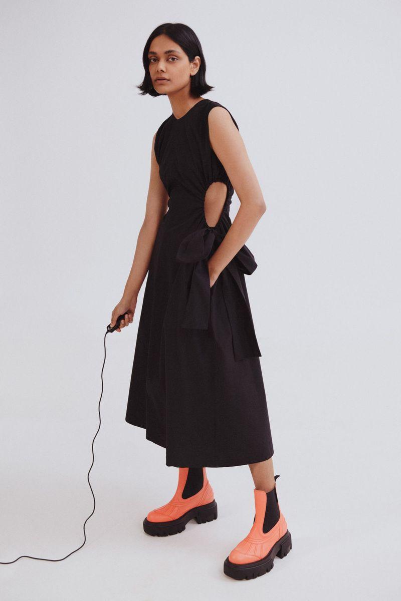 Модная обувь 2021 из коллекции весна-лето MSGM