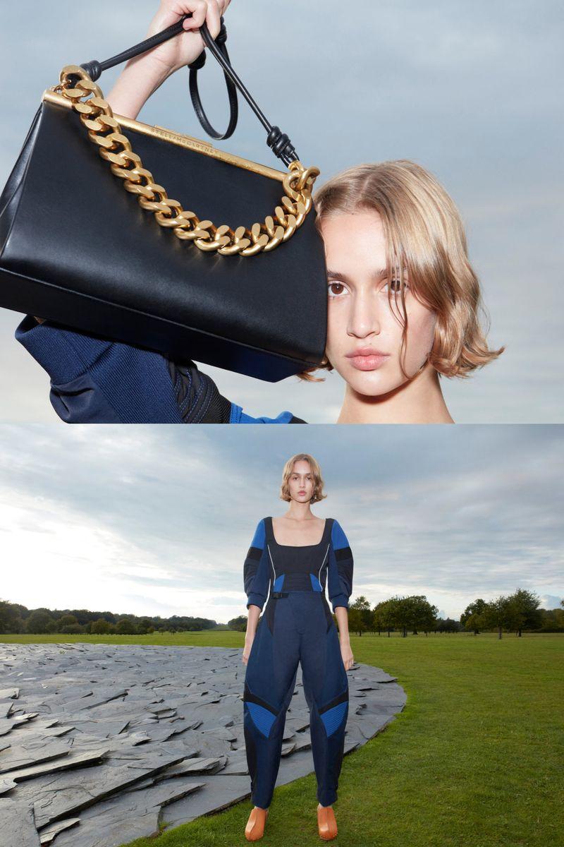 Модные сумки 2021 из коллекции Stella McCartney