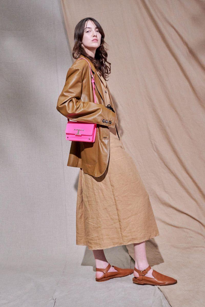 Модная обувь 2021 из коллекции весна-лето Tods