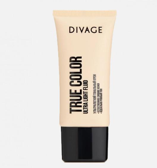 TOP-6 среди лучших тональных кремов для жирной и комбинированной кожи DIVAGE True Color