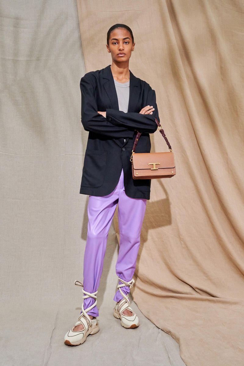 Модный пиджак из коллекции весна-лето 2021 Tod's