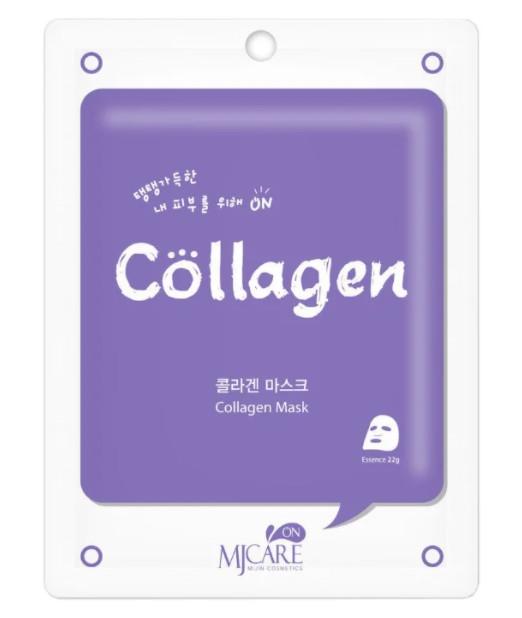 ТОП-7 в рейтинге тканевых масок MIJIN Cosmetics Mj Care on Collagen