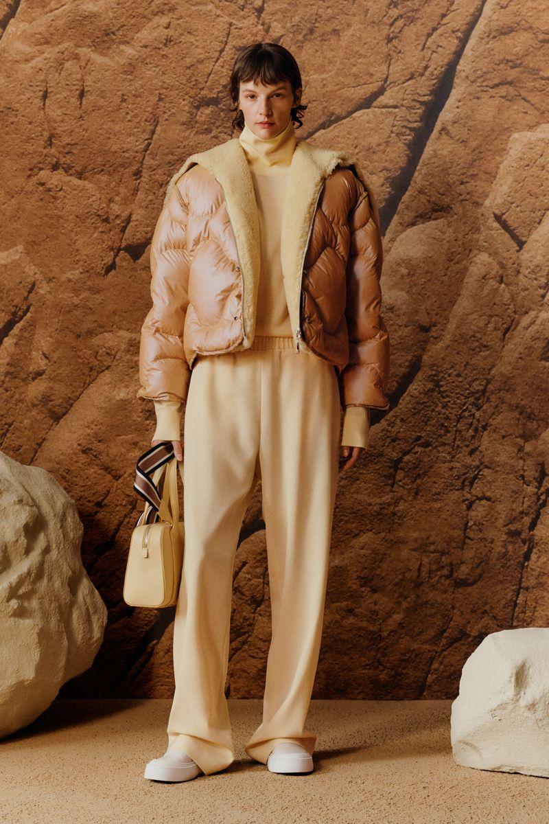 Модная куртка осень-зима 2021-2022 Boss Hugo
