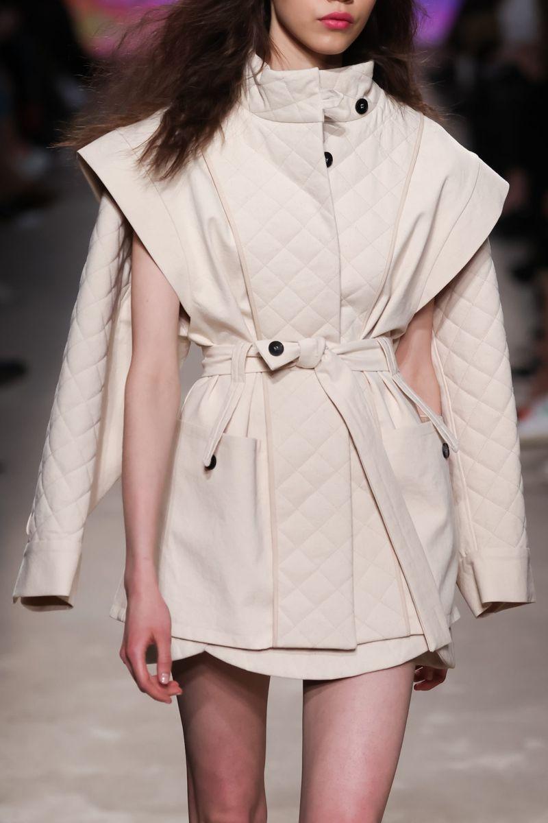 Модная куртка осень-зима 2021-2022 Ruban