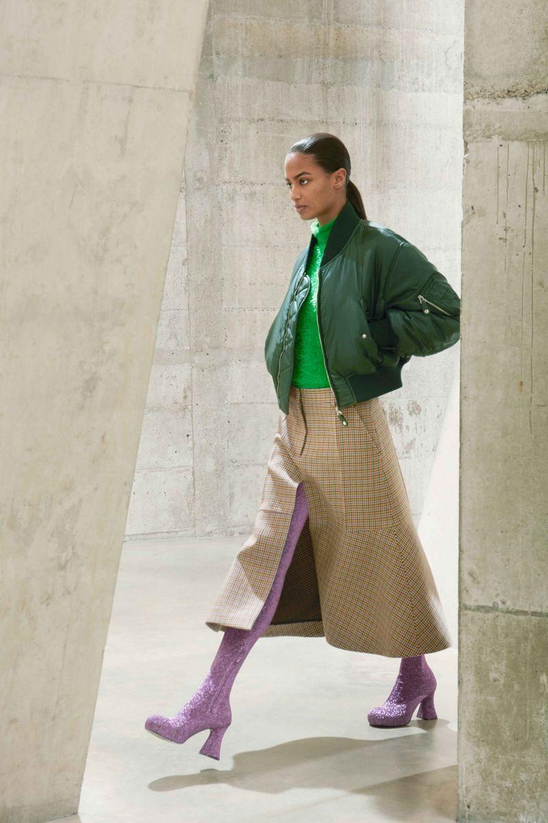 Модная куртка осень-зима 2021-2022 Stella McCartney