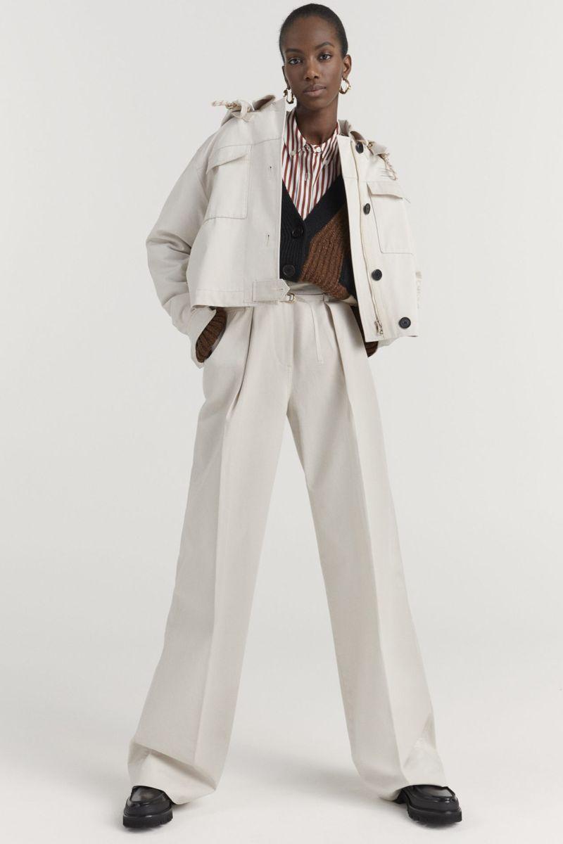 Модная куртка осень-зима 2021-2022 Tommy Hilfiger
